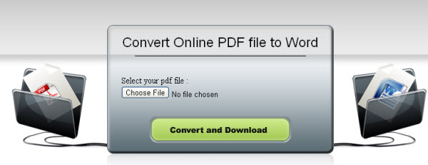 software pdf to word online