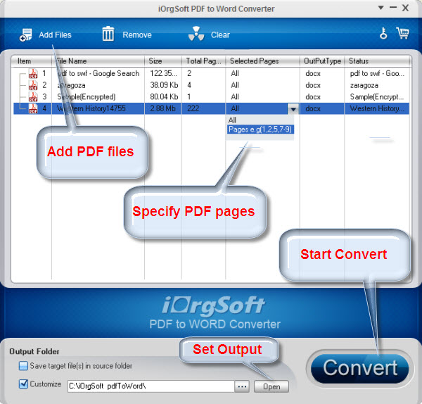 iorgsoft pdf to word converter