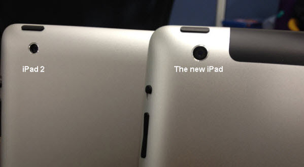 Tips: How to Tell the Difference between iPads