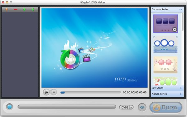 iOrgsoft DVD Maker for Mac 3.0.1 full