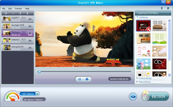 Best MOV to DVD Creator free burn/convert MOV to DVD