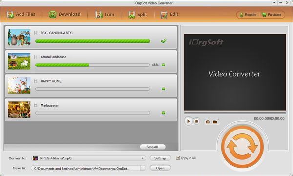converter video amv iorgsoft