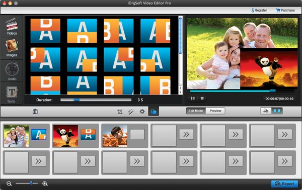Video editor for mac the trendy art of movie editing add transition ccuart Gallery