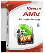 AMV Converter for Mac, Convert mov, mp4, mp4, avi to amv
