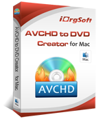 Mac AVCHD to DVD Creator