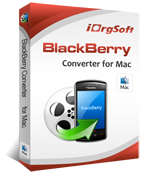 BlackBerry Converter for Mac