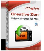 Creative Zen Video Converter for Mac
