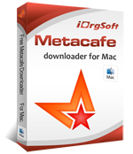 iOrgsoft Free Metacafe Downloader for Mac