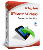 iOrgsoft iRiver Video Converter for Mac
