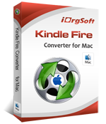 iOrgsoft Kindle Fire Converter for Mac