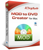 Mac MOD to DVD Creator
