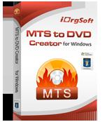 MTS to DVD Creator