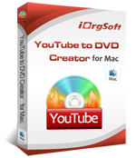 YouTube to DVD Creator for Mac