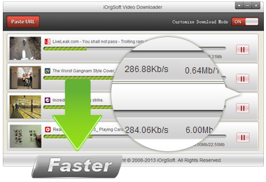 Free Video Downloader-Download Videos from Video Site such as Youtube, Vimeo