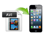 AVI to iPhone 5 Converter-Convert .avi files to iPhone 5 to play