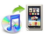Mac iTunes to Nook Tablet Converter,transfer iTunes movie/music to Nook Tablet