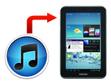 Smart free iTunes to Samsung Galaxy Tab 10.1 Converter for mac