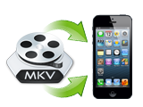 MKV to the New iPhone 5 Converter Mac-Convert MKV Video Files to iPhone 5 to play