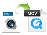 MOD to MOV Converter Mac, convert MOD to QuickTime MOV works on Mac