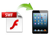 SWF to iPad converter mac,Play SWF on iPad/iPad2 freely