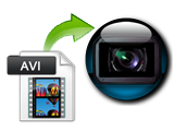 How to import AVI to Sony Vegas